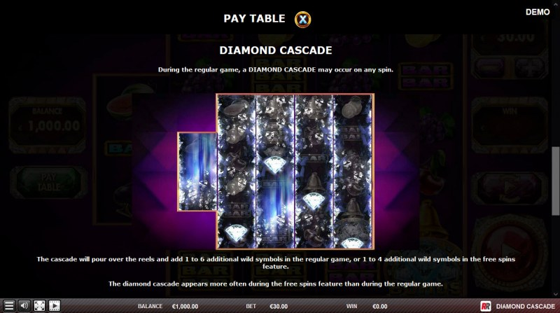 Diamond Cascade :: Diamond Cascade