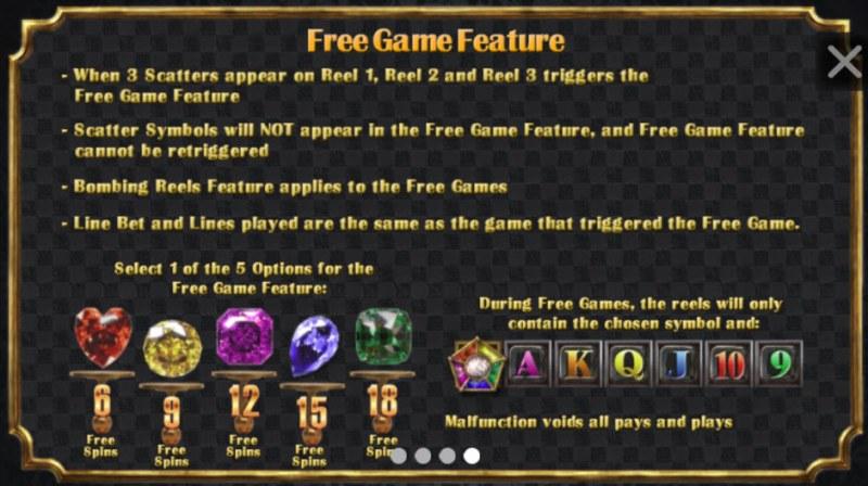 Diamond Crush :: Free Games Feature
