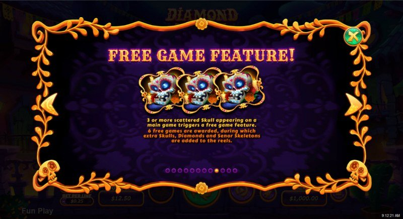 Diamond Fiesta :: Free Game Rules