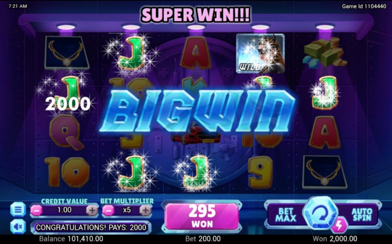 Diamond Fortune :: Big Win