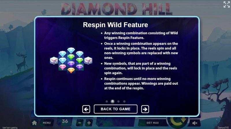 Diamond Hill :: Respin Wild Feature