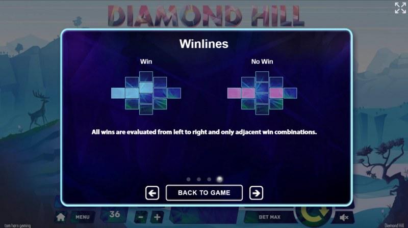 Diamond Hill :: Winlines