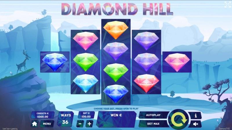 Diamond Hill :: Base Game Screen