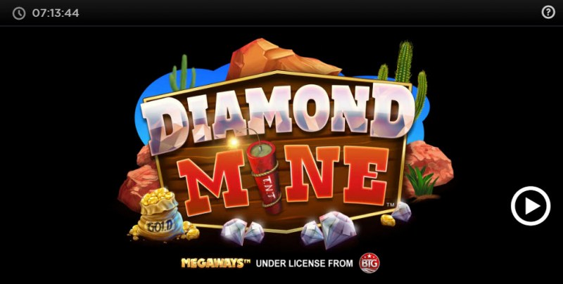 Diamond Mine Megaways :: Introduction