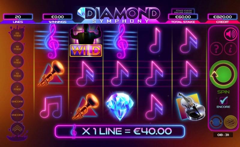 Diamond Symphony :: Three of a kind