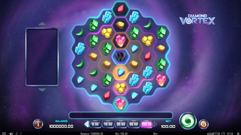 Diamond Vortex :: Main Game Board