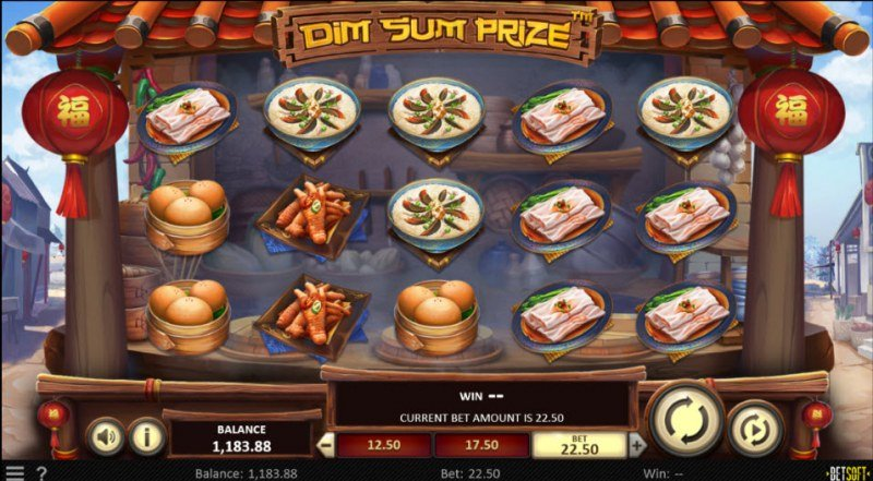 Dim Sum Prize :: Main Game Board