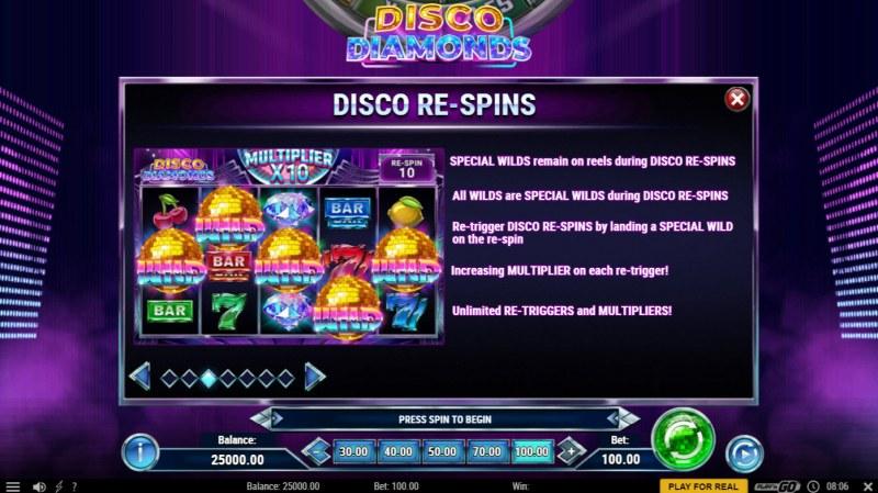 Disco Diamonds :: Disco Re-Spins