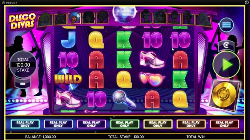 Disco Divas :: Main Game Board