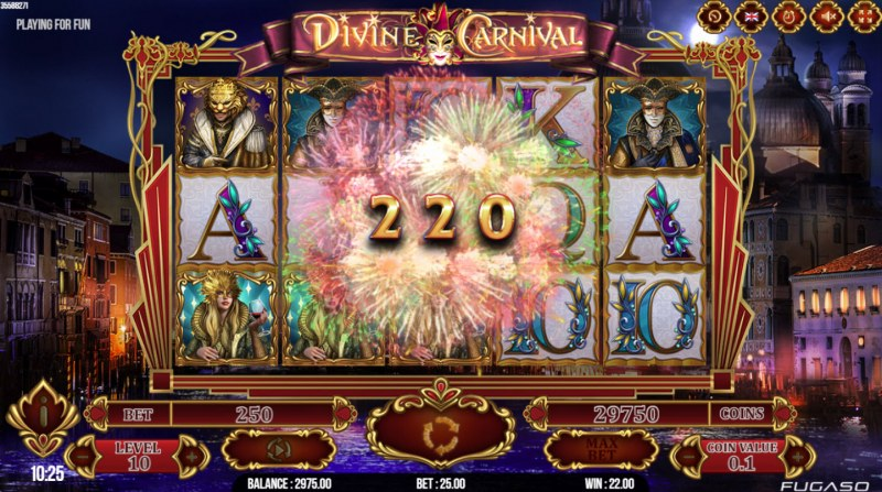 Divine Carnival :: Three of a kind