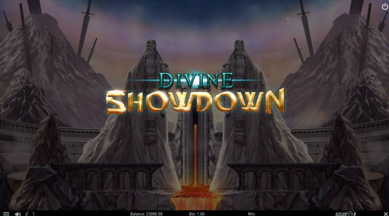 Play slots at TS: TS featuring the Video Slots Divine Showdown with a maximum payout of $500,000
