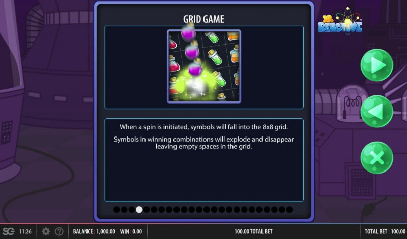 Doctor Reactive Mega Drop :: Grid Game