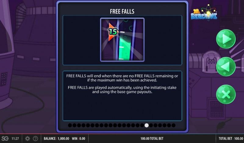 Doctor Reactive Mega Drop :: Free Falls