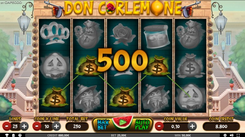 Don Corlemone :: Four of a kind
