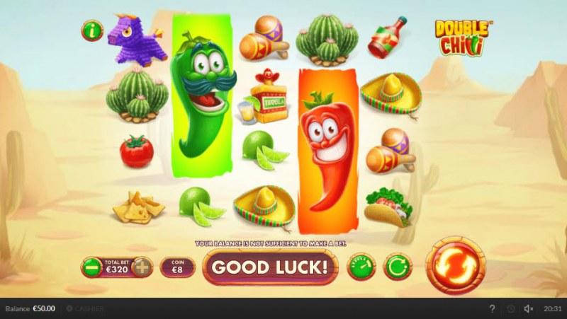 Double Chilli :: Main Game Board