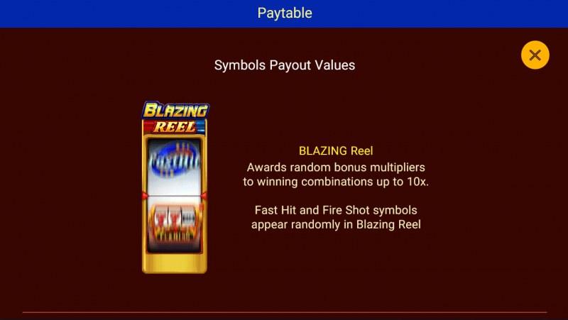 Double Flame Blazing :: Blazing Reel