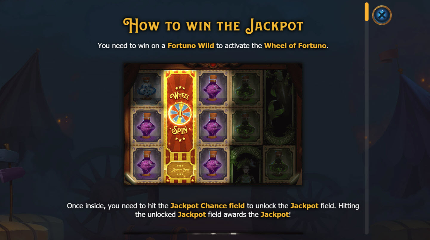 Play slots at YouWin: YouWin featuring the Video Slots Dr Fortuno with a maximum payout of $80,000