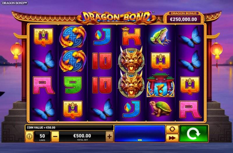 Dragon Bond :: Main Game Board