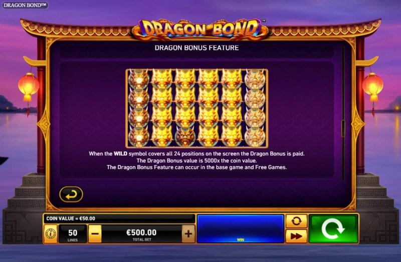 Dragon Bond :: Dragon Bonus Feature