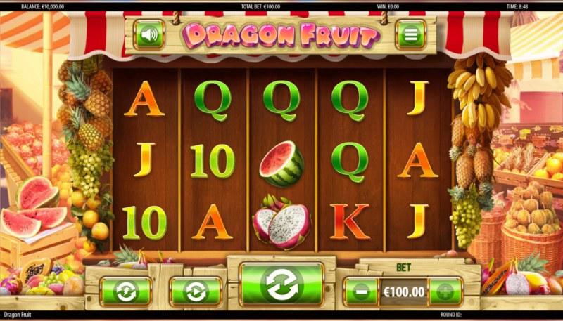 Dragon Fruit :: Base Game Screen