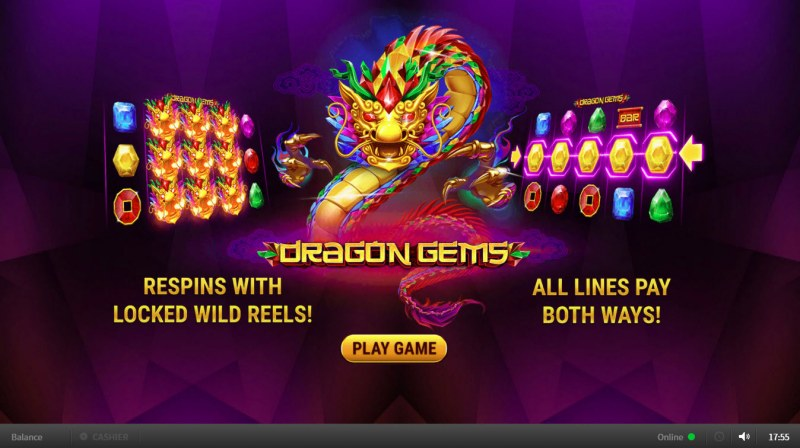Dragon Gems :: Introduction