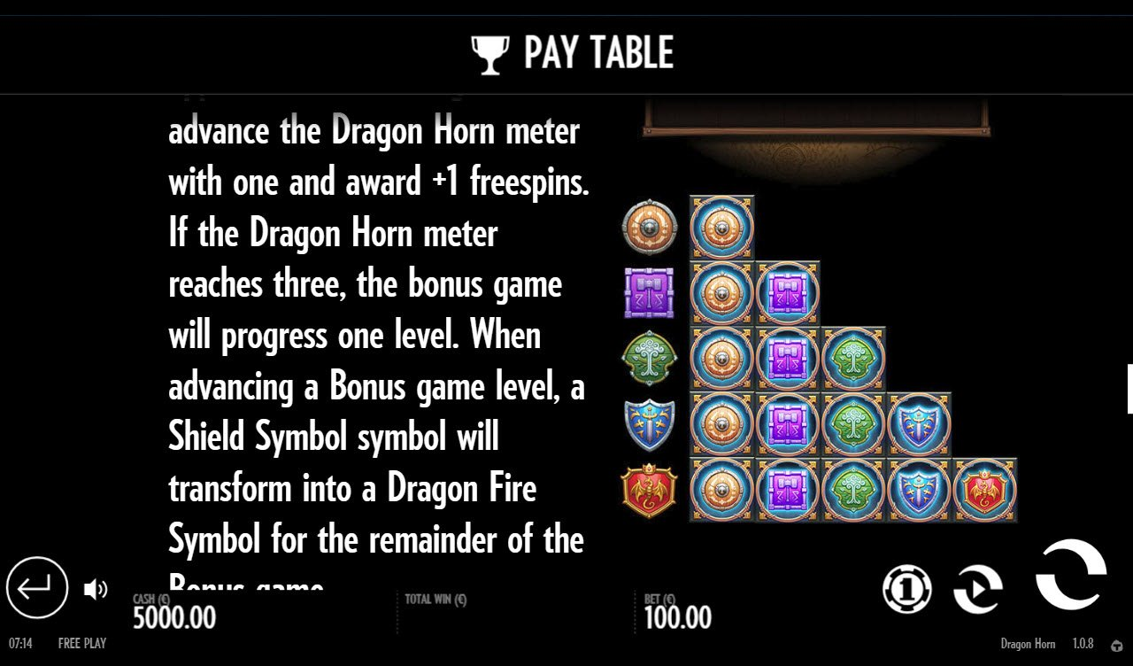 Play slots at Karl Casino: Karl Casino featuring the Video Slots Dragon Horn with a maximum payout of $200,000