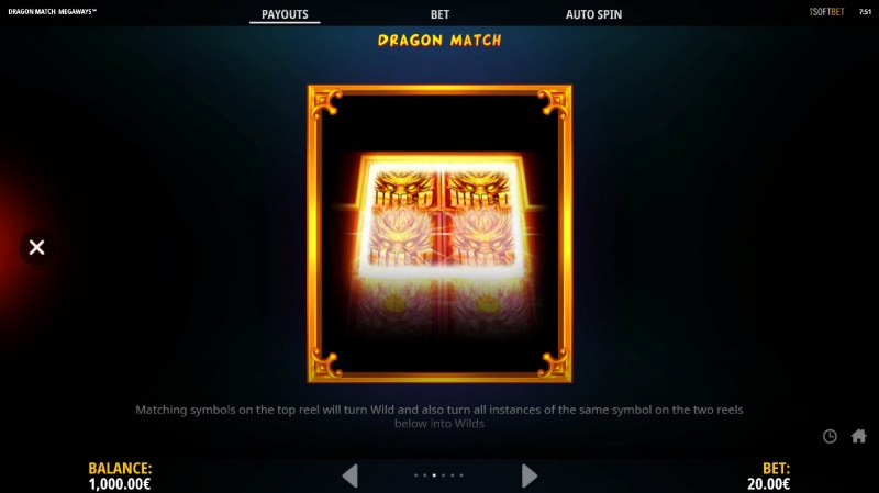 Dragon Match Megaways :: Dragon Match