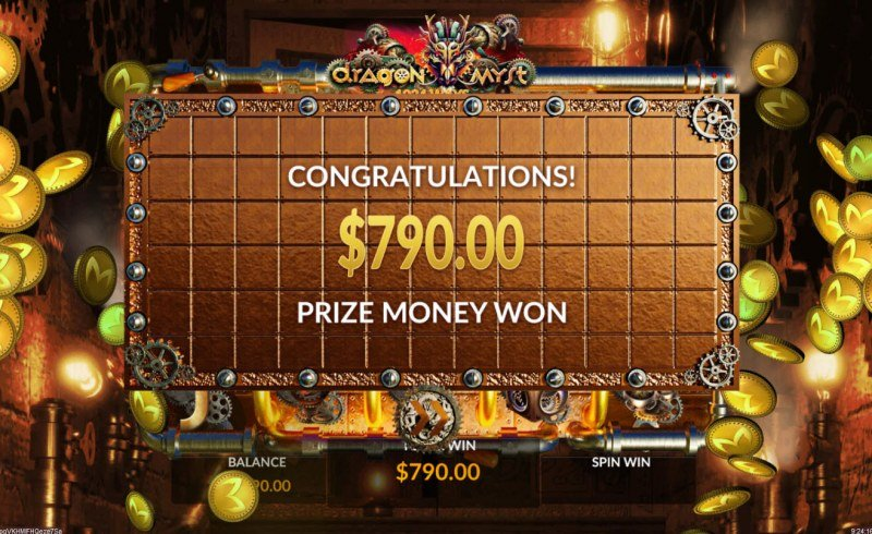 Dragon Myst :: Total free spins payout