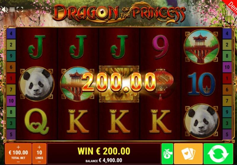Dragon of the Princess :: Three of a kind