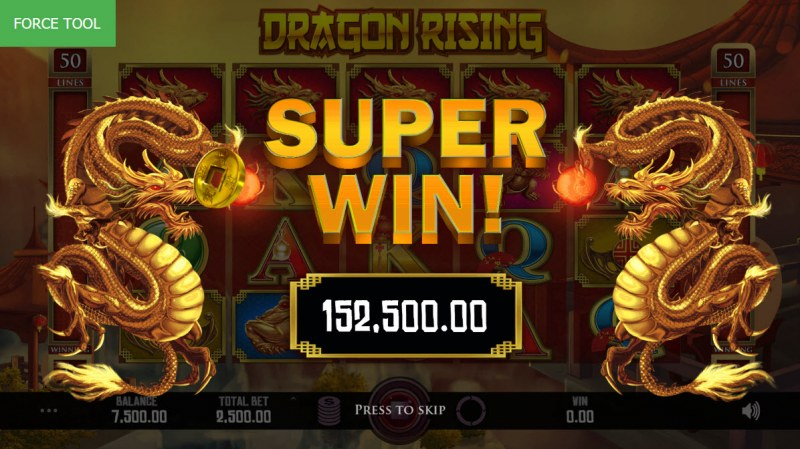 Dragon Rising :: Super Win