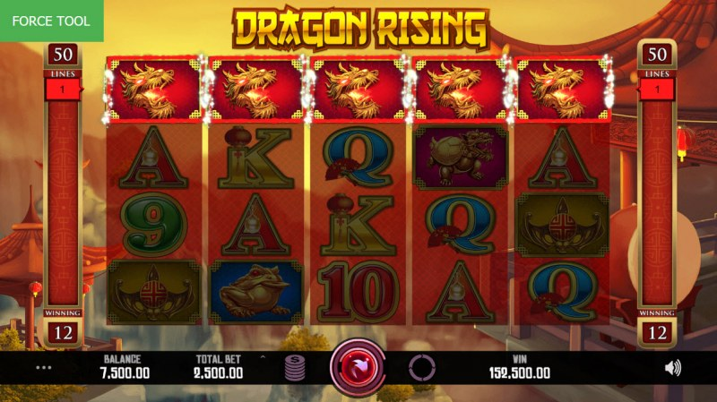 Dragon Rising :: Five of a kind