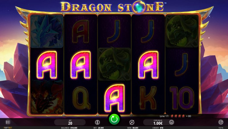 Dragon Stone :: Four of a kind