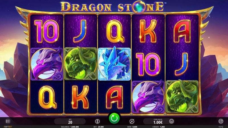 Dragon Stone :: Main Game Board