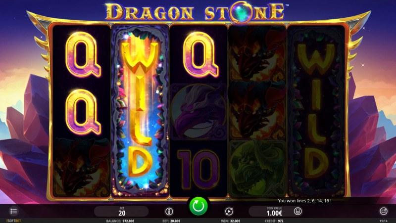 Dragon Stone :: Three of a kind