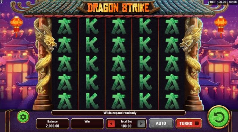 Dragon Strike :: Main Game Board