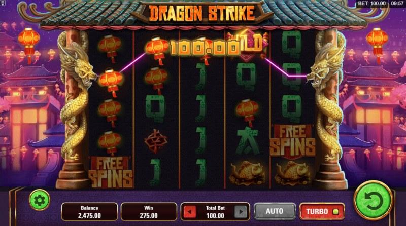 Dragon Strike :: Four of a kind