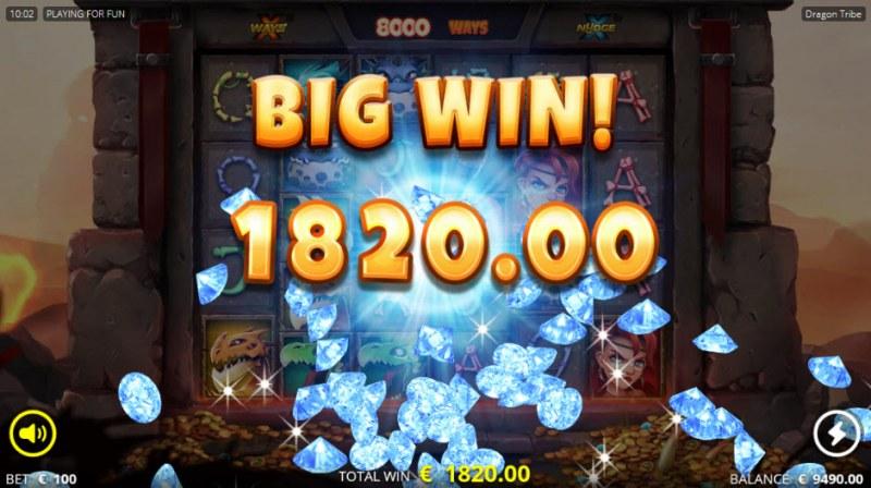 Dragon tribe :: Big Win