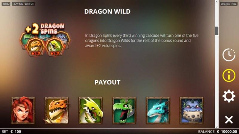 Dragon tribe :: Dragon Wild