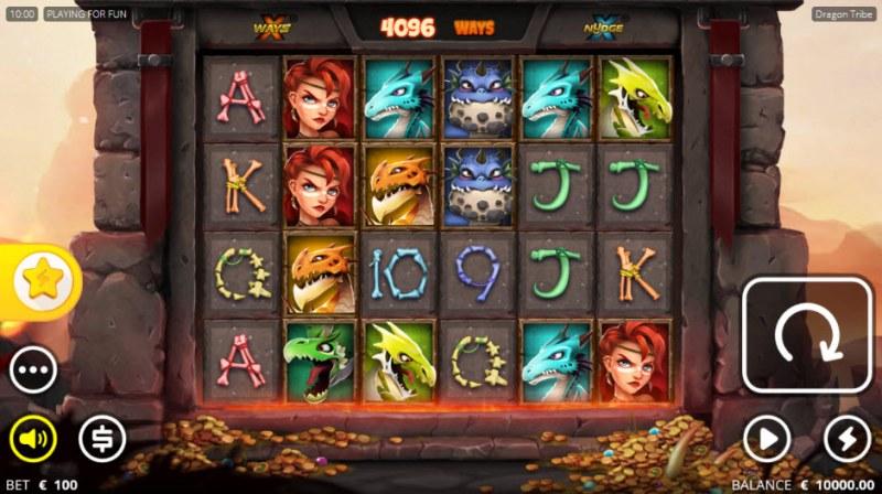 Dragon tribe :: Main Game Board