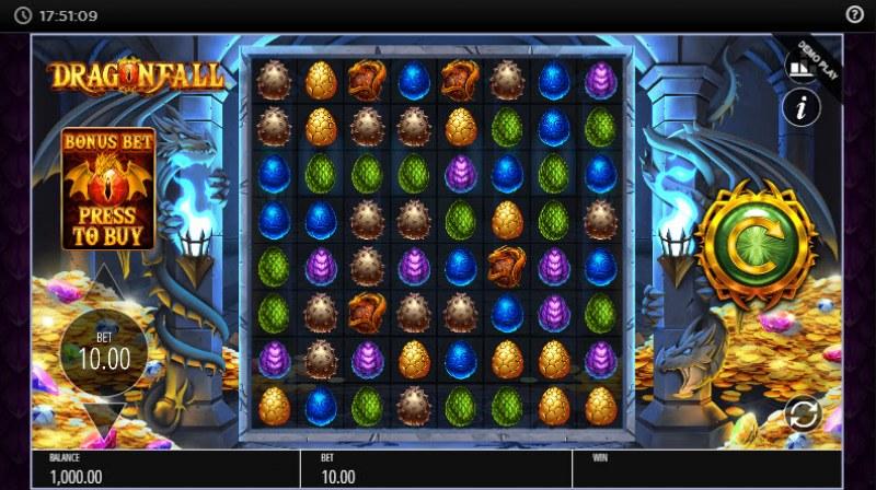 Dragonfall :: Main Game Board