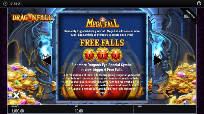 Dragonfall :: Free Falls