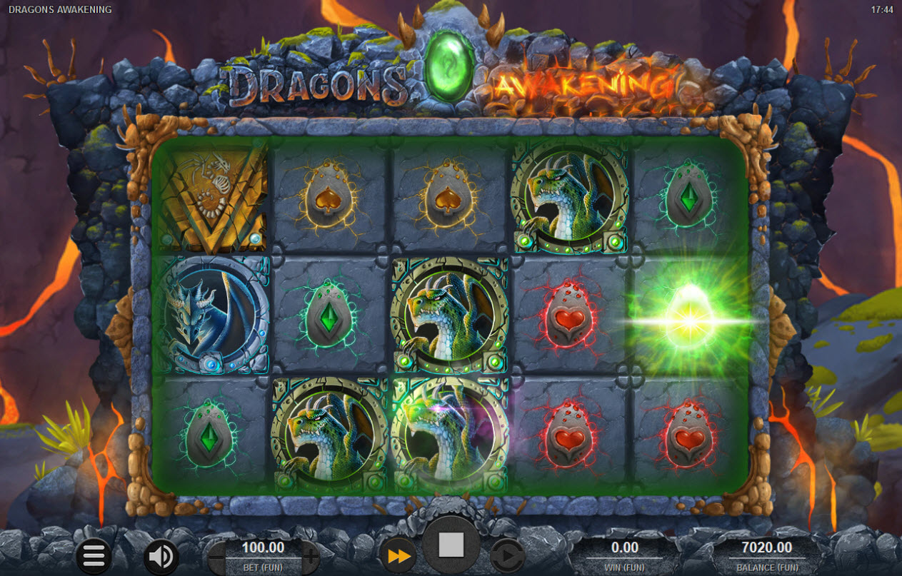 Dragons Awakening :: Dragon Rage Feature Activated