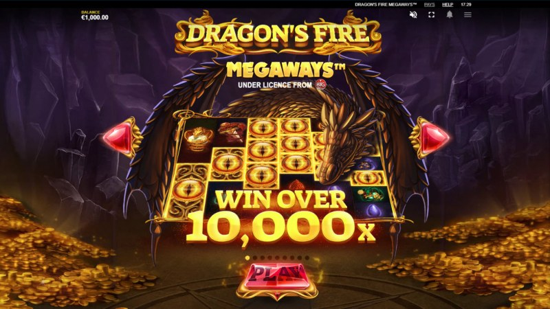 Dragon's Fire Megaways :: Megaways