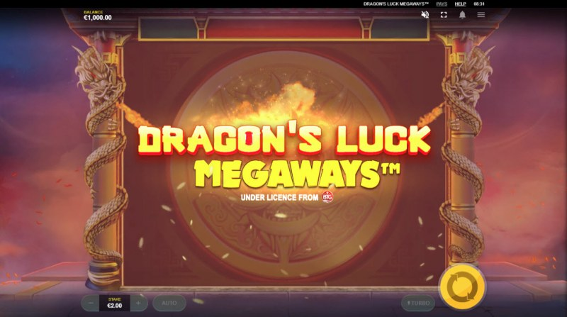 Play slots at Shadowbet: Shadowbet featuring the Video Slots Dragon's Luck Megaways with a maximum payout of $100,000