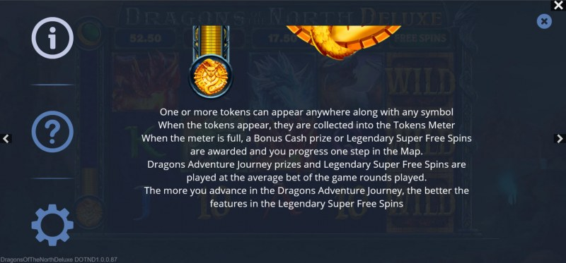 Dragons of the North Deluxe :: Golden Tokens