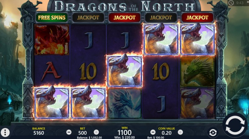 Dragons of the North :: Five of a kind