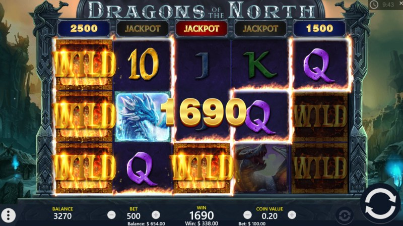 Dragons of the North :: Big Win