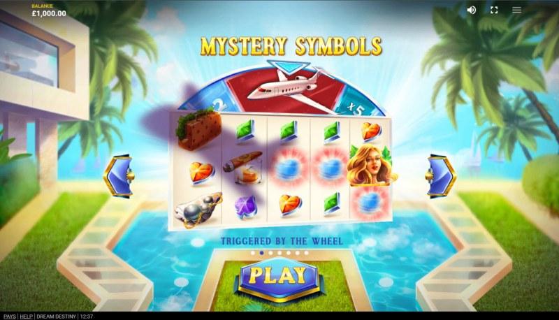 Dream Destiny :: Mystery Symbol