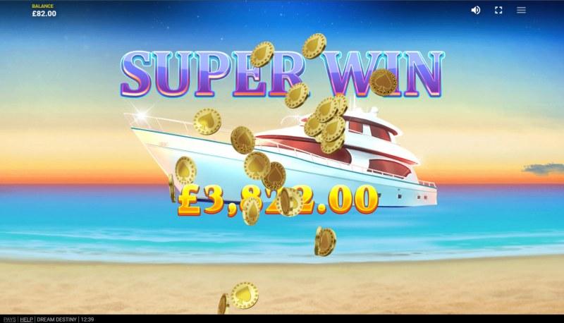 Dream Destiny :: Super Win