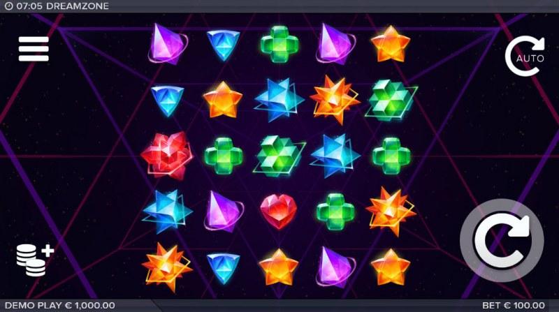 Dream Zone :: Main Game Board